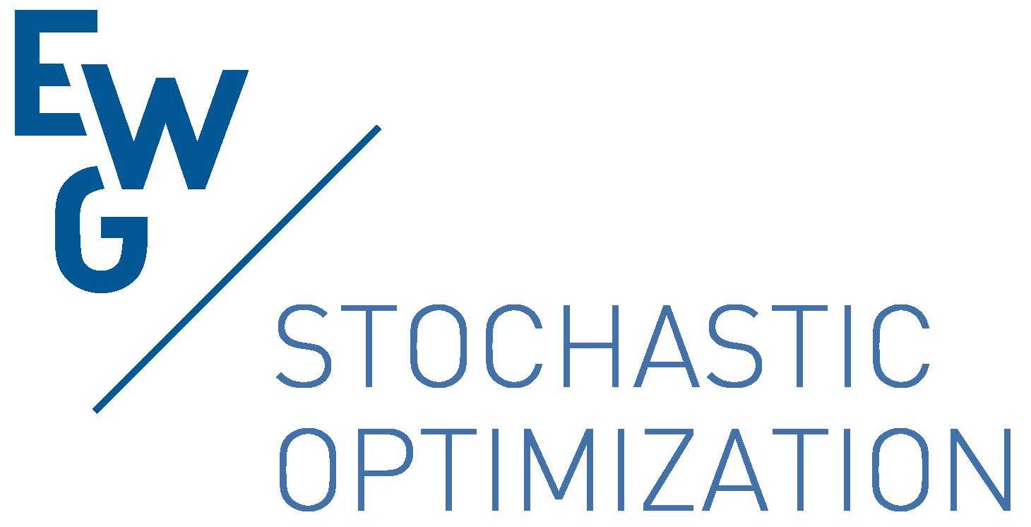EWG - Stochastic Optimization